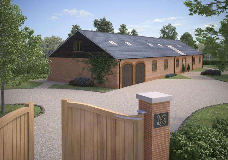 4 Bedrooms Plot Commercial for sale in The Comp, Eaton Bray, Bedfordshire