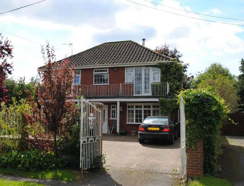 4 Bedrooms Detached House for sale in Caistor Road, New Barnetby, North Lincolnshire