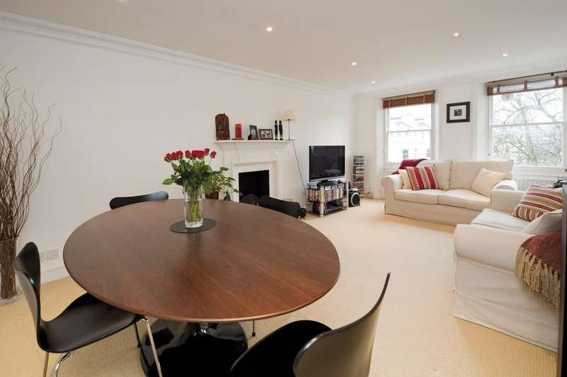 2 Bedrooms Flat for sale in Stanhope Gardens, London. SW7