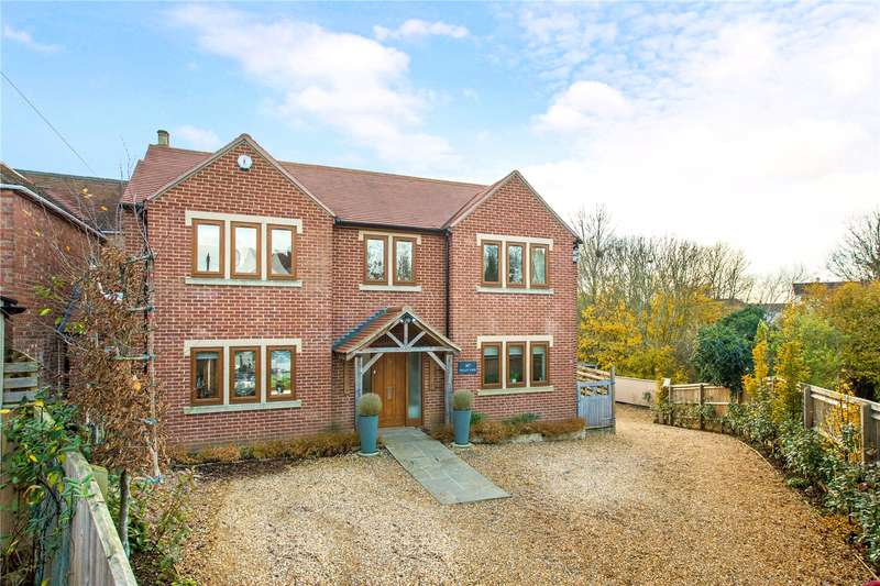 4 Bedrooms Semi Detached House for sale in The Slade, Headington, Oxford, Oxfordshire, OX3
