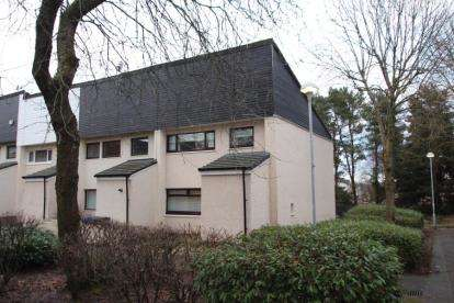 3 Bedrooms End Of Terrace House for sale in Pinmore, Kilwinning, North Ayrshire