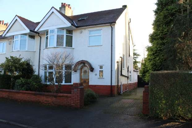 4 Bedrooms Semi Detached House for sale in Victoria Road, Preston, PR2