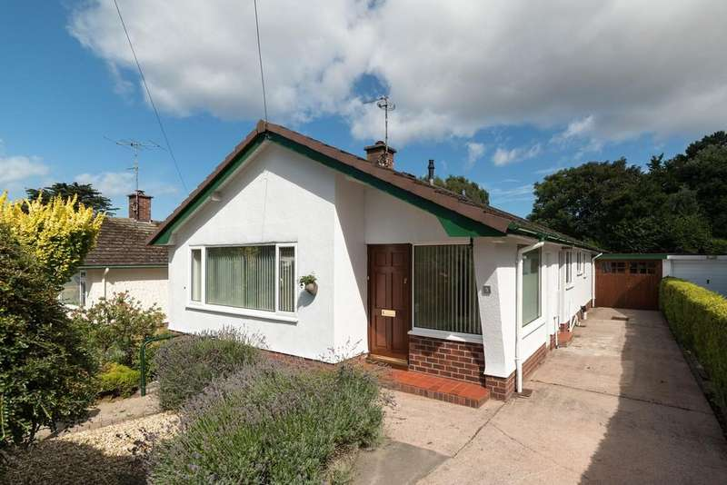 3 Bedrooms Detached Bungalow for sale in The Paddock, Meliden