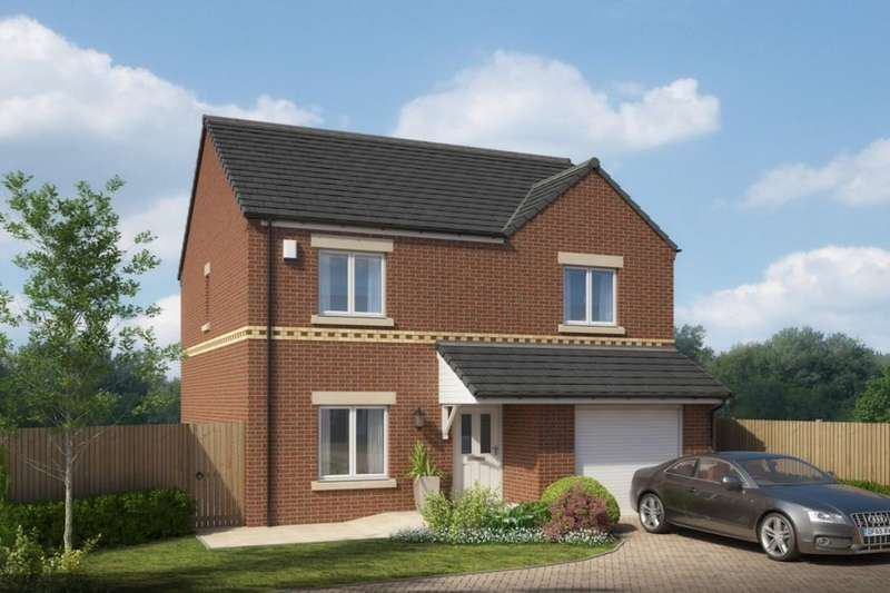 4 Bedrooms Semi Detached House for sale in South Church Road, Bishop Auckland, DL14