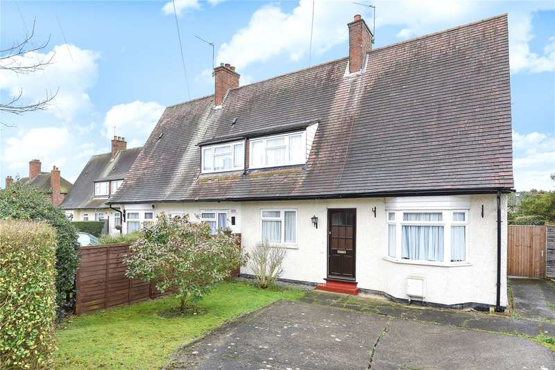 3 Bedrooms Semi Detached House for sale in Addison Way, Northwood, Middlesex, HA6