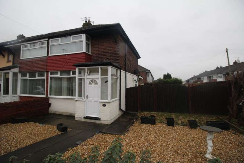 2 Bedrooms Property for sale in Chatsworth Road, Rainhill, Prescot, L35