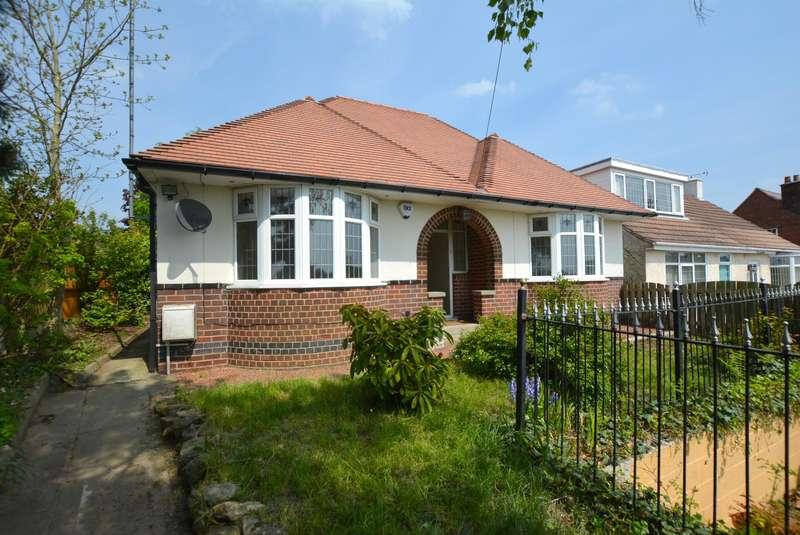 2 Bedrooms Detached Bungalow for sale in Birkin Lane, Temple Normanton, Chesterfield, S42