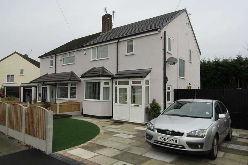 3 Bedrooms Semi Detached House for sale in Redburn Road, Manchester, M23