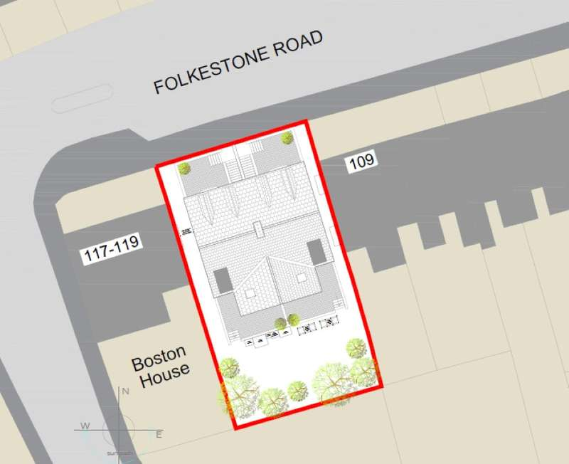 Land Commercial for sale in Folkestone Road, Dover, Kent, CT17 9SD