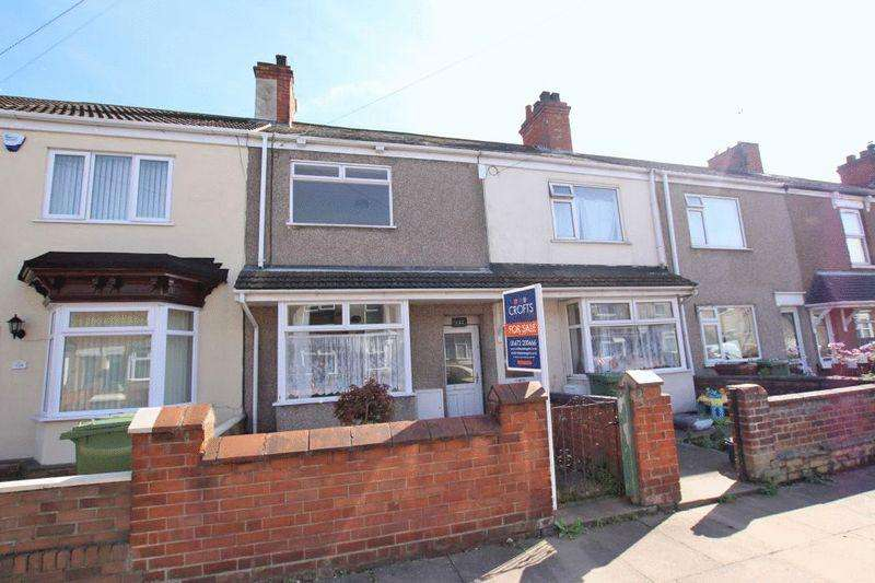 3 Bedrooms Terraced House for sale in LAMBERT ROAD, GRIMSBY