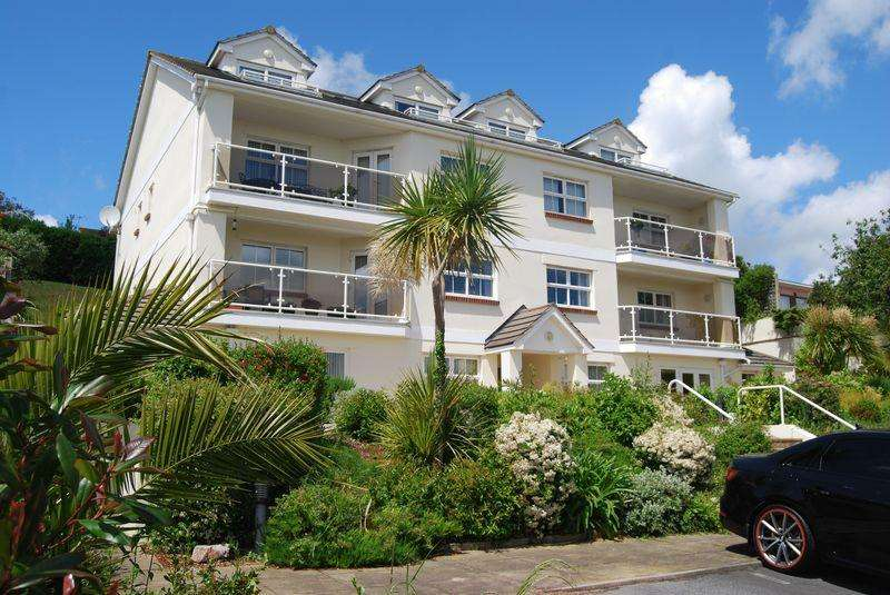 2 Bedrooms Apartment Flat for sale in St John's Court, Teignmouth Road, Teignmouth