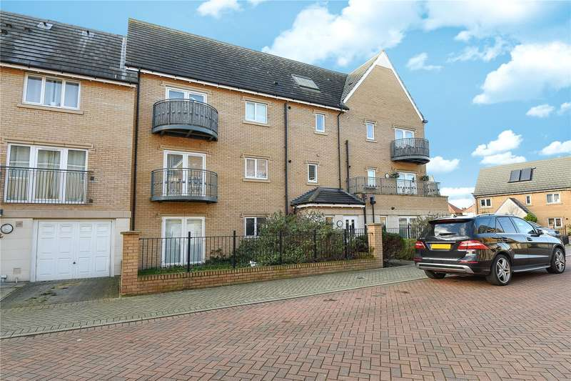 1 Bedroom Apartment Flat for sale in Yeading Brook House, 32 Varcoe Gardens, Hayes, Middlesex, UB3