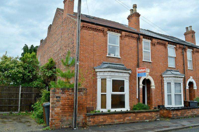 4 Bedrooms Semi Detached House for sale in Derby Street, Lincoln