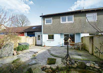2 Bedrooms End Of Terrace House for sale in South Brent