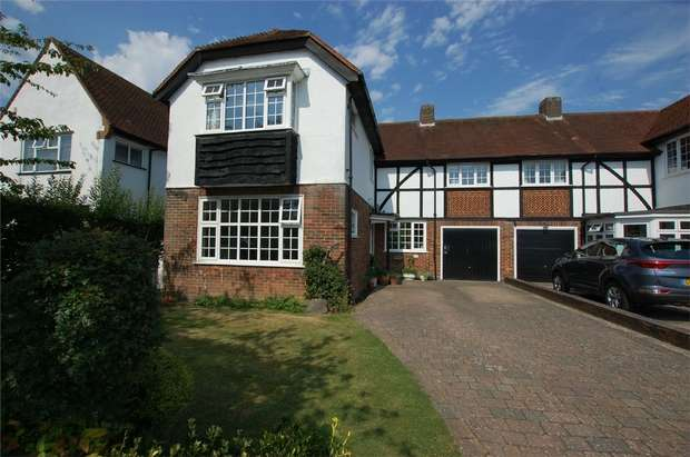 4 Bedrooms Link Detached House for sale in Hayes Mead Road, BROMLEY, Kent