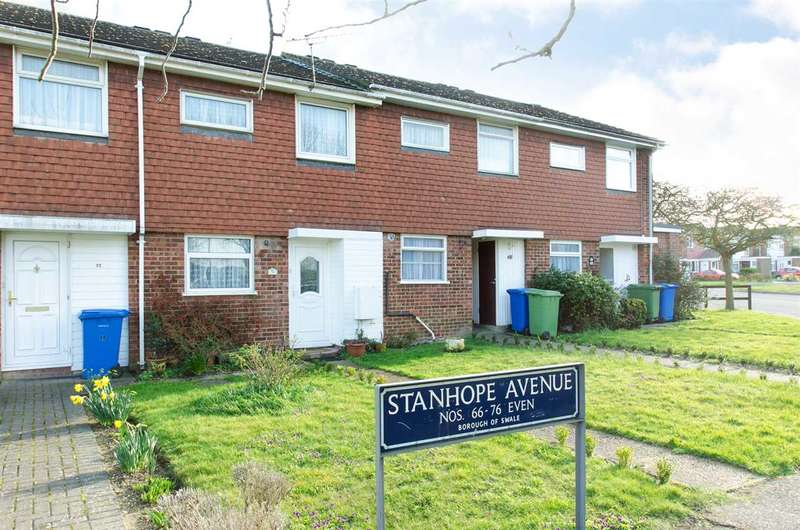 3 Bedrooms Terraced House for sale in Stanhope Avenue, Sittingbourne