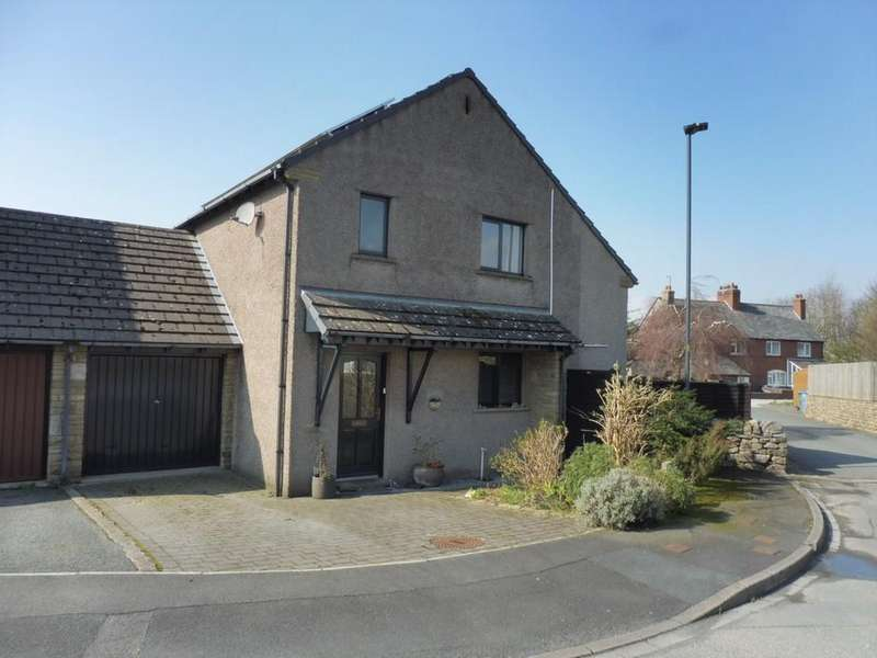 3 Bedrooms Detached House for sale in Brookacre, Ingleton