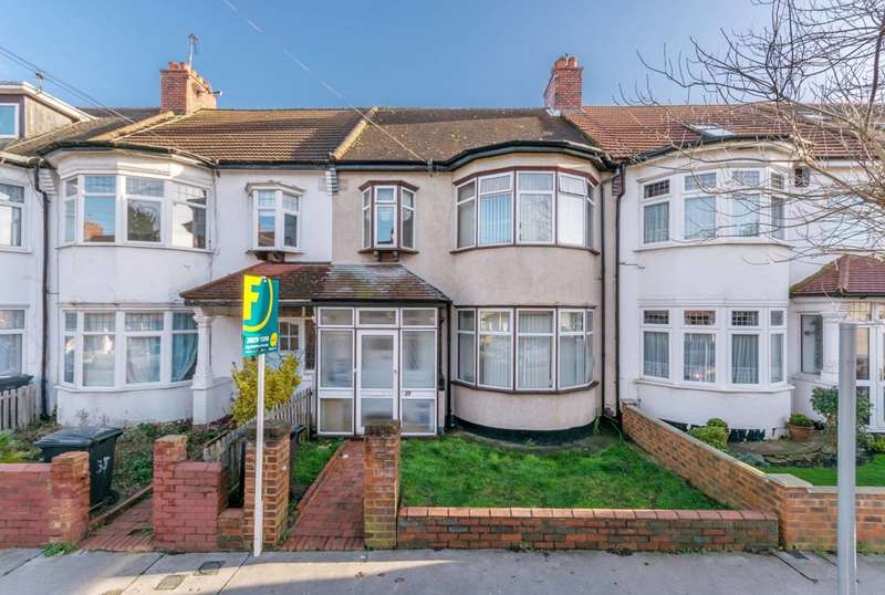 3 Bedrooms House for sale in Grove Road, Thornton Heath, CR7