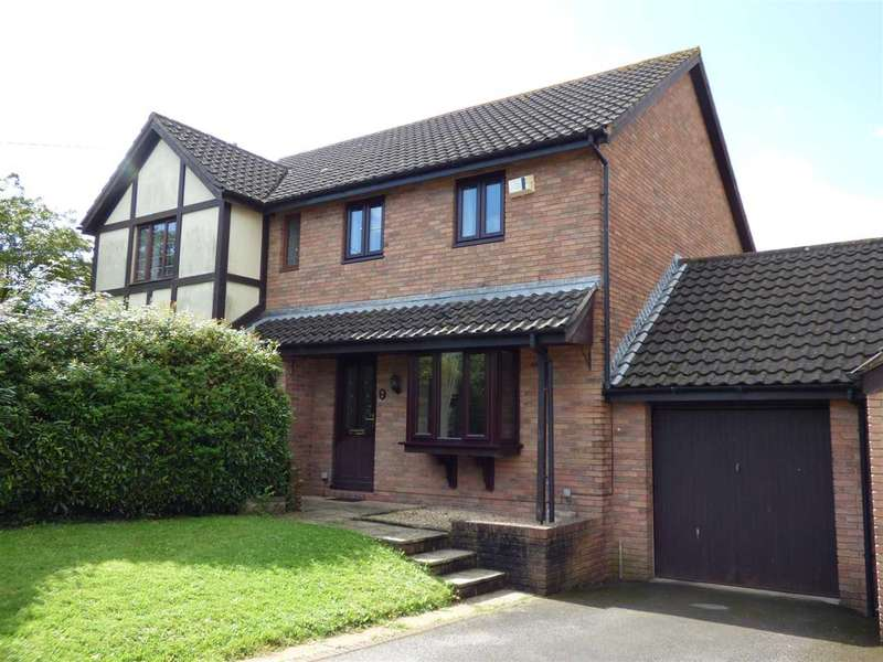 3 Bedrooms Semi Detached House for rent in Miskin Court, Undy, Caldicot