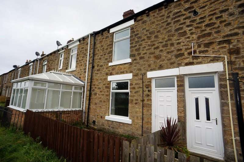 3 Bedrooms Terraced House for sale in Beverley Terrace, Catchgate, Stanley