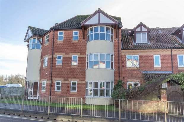 1 Bedroom Flat for sale in 16 Olivet Way, Fakenham