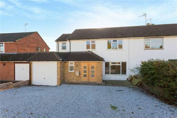 4 Bedrooms Semi Detached House for sale in Post Meadow, IVER, Buckinghamshire