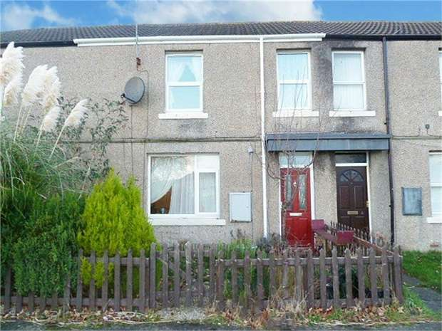 3 Bedrooms Terraced House for sale in The Drive, Washington, Tyne and Wear