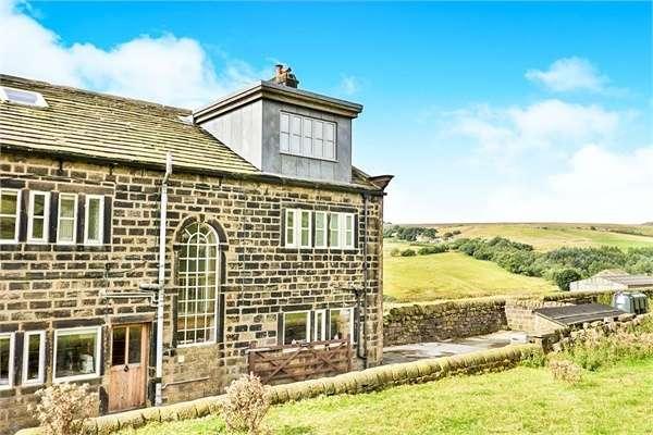 4 Bedrooms Semi Detached House for sale in Hebden Bridge, Hebden Bridge, West Yorkshire