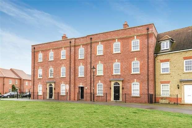 2 Bedrooms Flat for sale in Saxon Way, Great Denham, Bedford