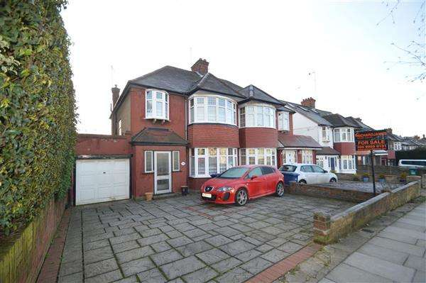 3 Bedrooms House for sale in Holders Hill Road, London
