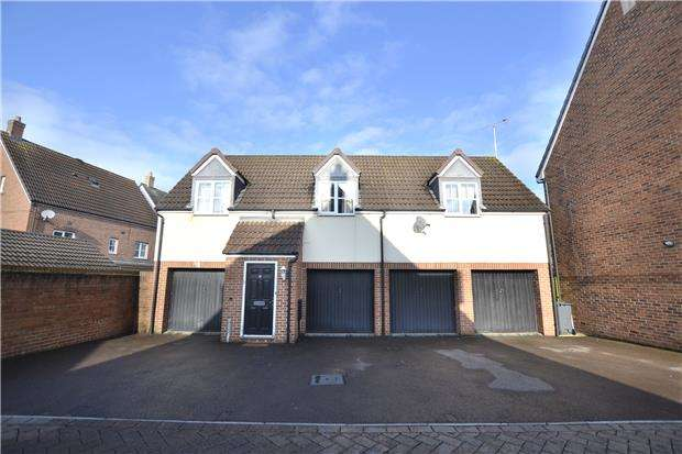 2 Bedrooms Detached House for sale in Coltishall Close, Quedgeley, GLOUCESTER, GL2 4RQ