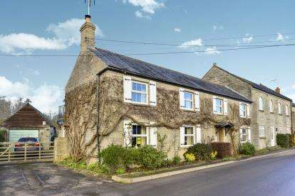 4 Bedrooms Semi Detached House for sale in Compton Dundon, Somerton, Somerset