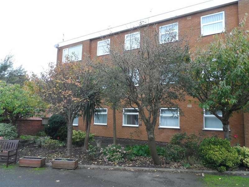 2 Bedrooms Flat for sale in 143 Hornby Road, Blackpool, FY1 4JG