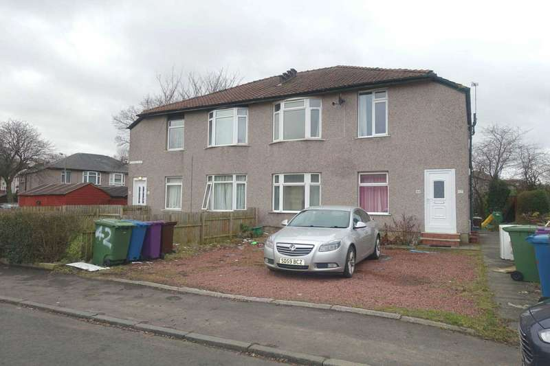 3 Bedrooms Flat for sale in Keppel Drive, Glasgow