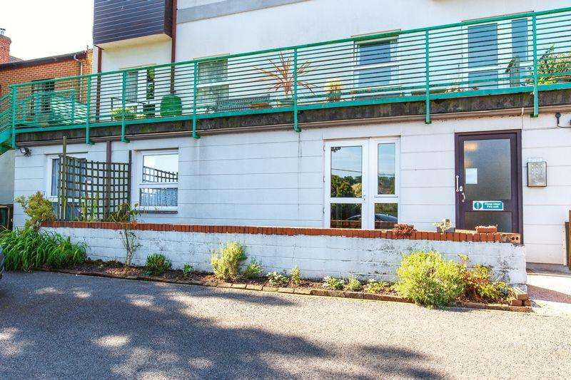 1 Bedroom Apartment Flat for sale in Union Road, Crediton