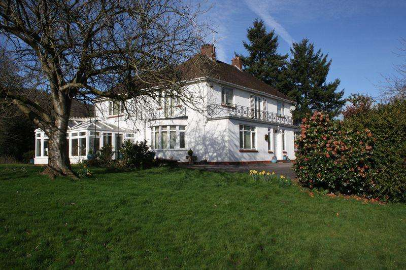 4 Bedrooms House for sale in Merthyr Road, Abergavenny