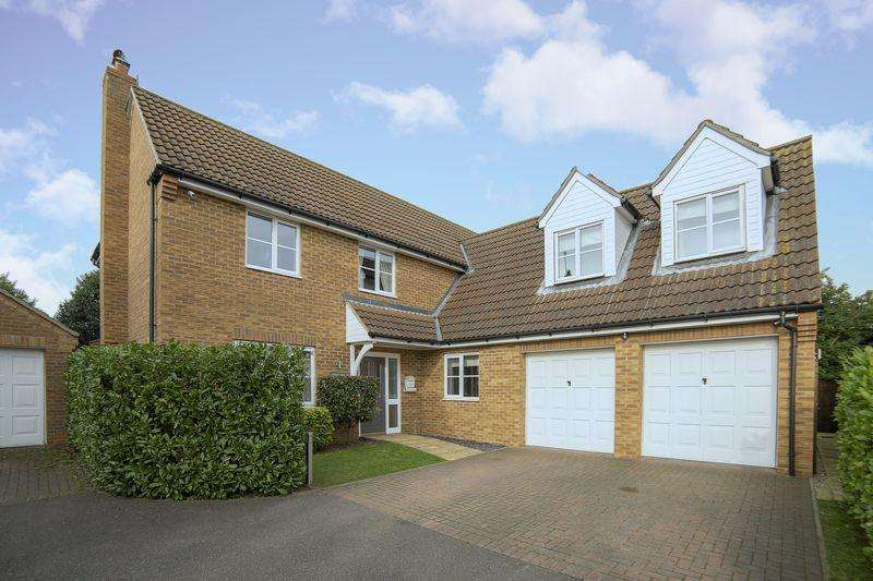 5 Bedrooms Detached House for sale in Northfield Close, Laughton