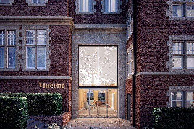 3 Bedrooms Retirement Property for sale in The Vincent, Queen Victoria House, Bristol, Avon, BS6