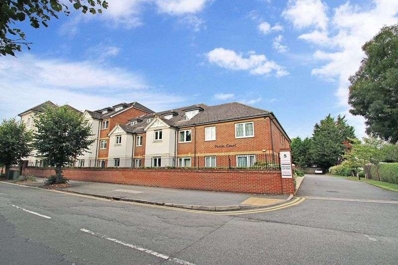 2 Bedrooms Property for sale in Perrin Court, Ashford, TW15 2GA