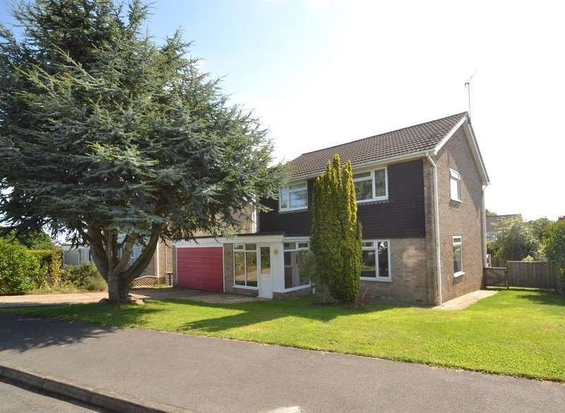 4 Bedrooms Detached House for sale in Caws Avenue, Seaview