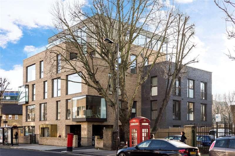 3 Bedrooms Flat for sale in Elgin Avenue, London, W9