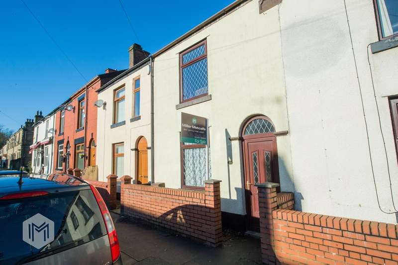 2 Bedrooms Terraced House for sale in Church Street, Ainsworth, Bolton, BL2