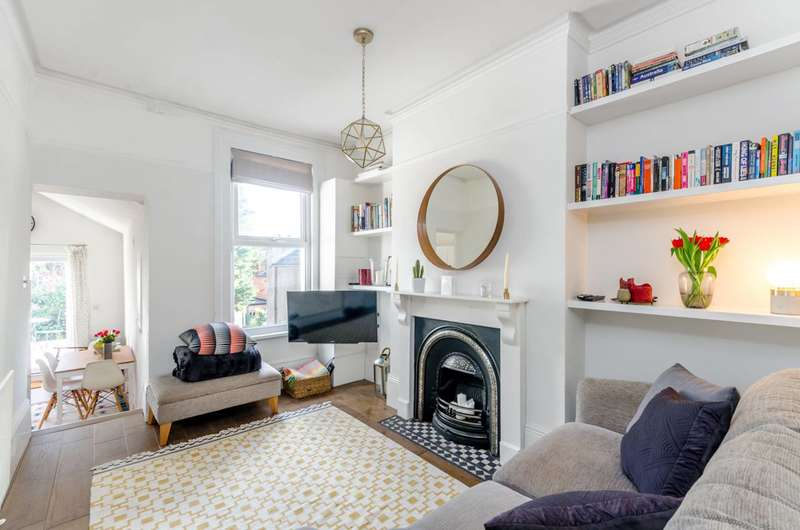 1 Bedroom Flat for sale in Byne Road, Sydenham, SE26