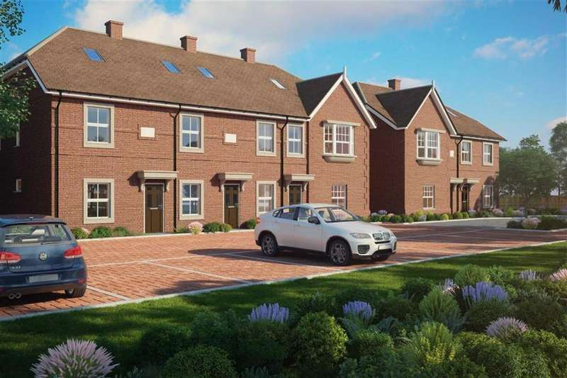 3 Bedrooms Semi Detached House for sale in Hale Road, Farnham
