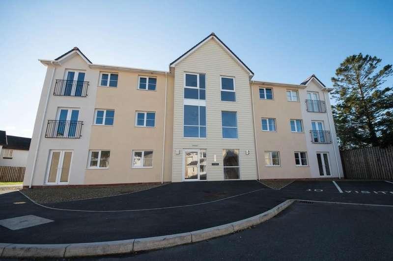 2 Bedrooms Apartment Flat for sale in Llanbadarn Fawr, Aberystwyth
