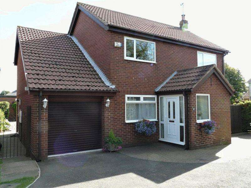 4 Bedrooms Detached House for sale in White House Court, Peterlee