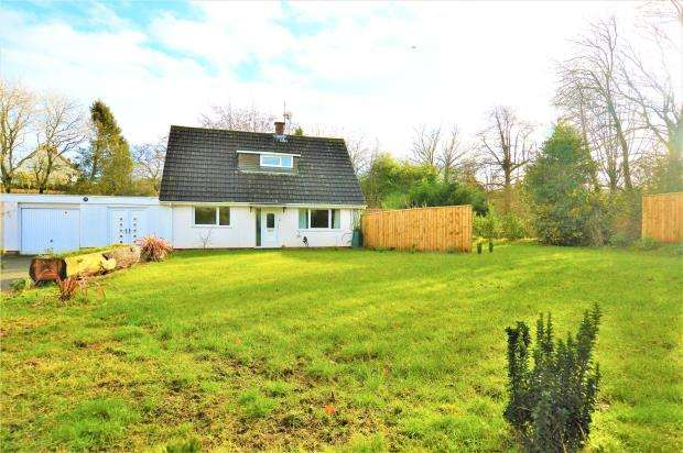 4 Bedrooms Link Detached House for sale in Godolphin Close, Newton St. Cyres, Exeter, Devon
