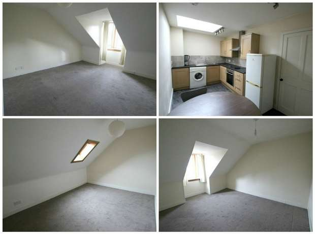 2 Bedrooms Flat for sale in 233 High Street, Elgin, Moray