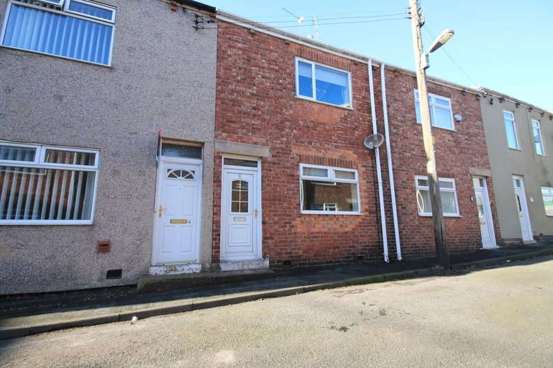 2 Bedrooms Property for sale in Lovaine Street, Pelton, Chester Le Street, DH2