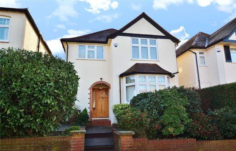 4 Bedrooms Detached House for sale in Normandy Avenue, Barnet, Hertfordshire, EN5
